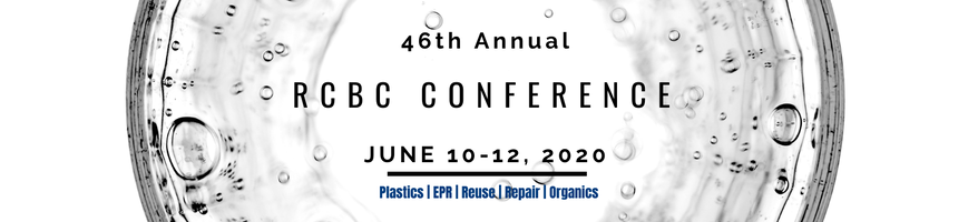 46TH RCBC CONFERENCE ON CIRCULAR ECONOMY JUNE 10-12, 2020