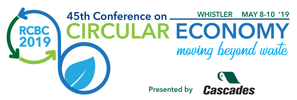45TH RCBC CONFERENCE ON CIRCULAR ECONOMY MAY 8-10, 2019