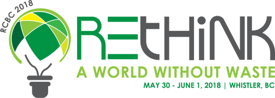 RCBC 2018 - RETHINK: A WORLD WITHOUT WASTE